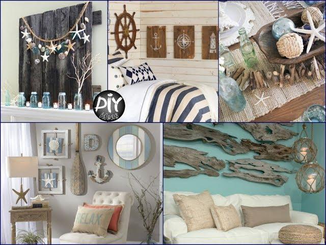 Diy Rustic Nautical Home Decorating Ideas Driftwood 4 Us