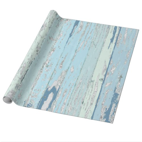 Sea Driftwood Wrapping Paper