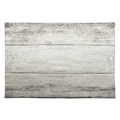 Driftwood Background Placemat